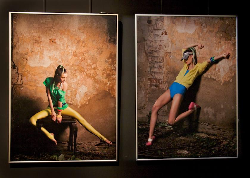Fotografii din expozitia lui Alex Galmeanu