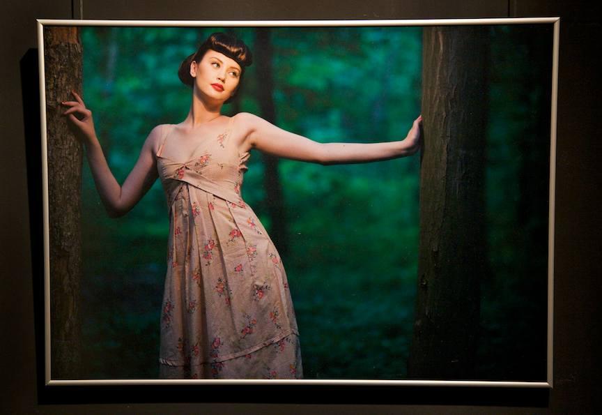 Fotografie din expozitia lui Alex Galmeanu