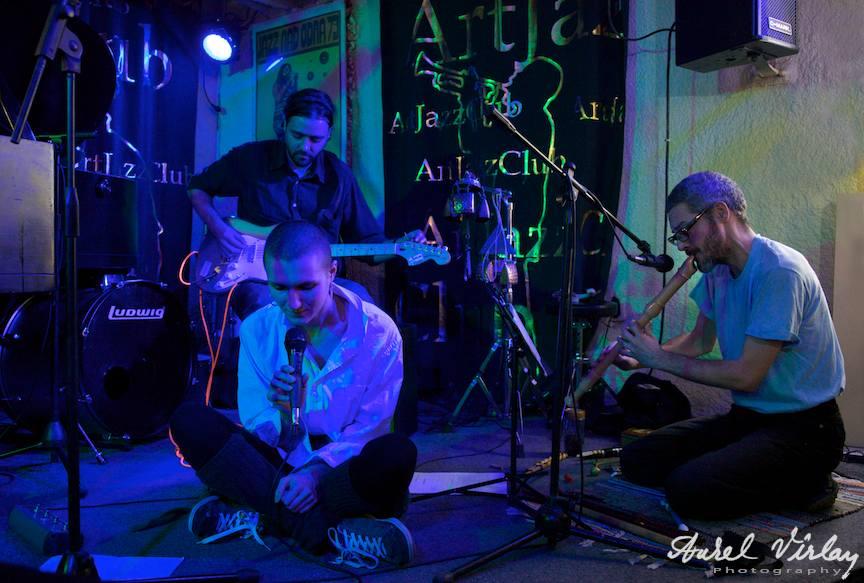 "Formatia ""ruePavlov"" | Fotografii concert live la ArtJazz Club"