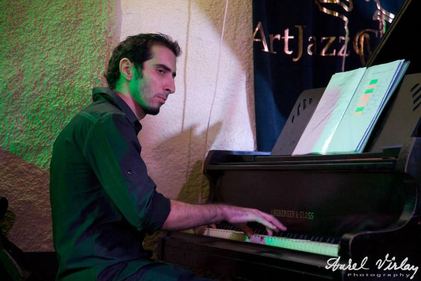 "Formatia ""ruePavlov"" | Fotografii in concertul live de la ArtJazz Club"