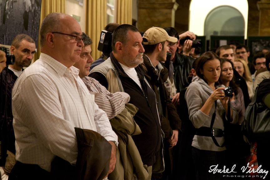 FlashBack sau Fotografii-voalate | Expozitie foto Institutul Cultural Roman