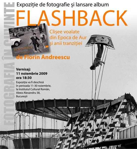 FlashBack - Expozitie de fotografie si lansare album