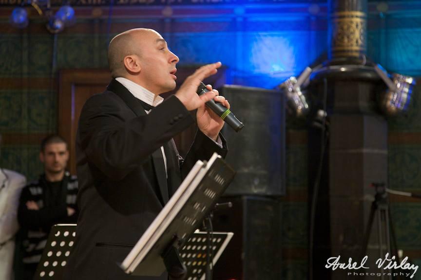 Marcel Pavel - fotografie din concert