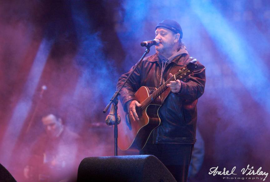 Foto Nicu Alifantis, trubadur folk