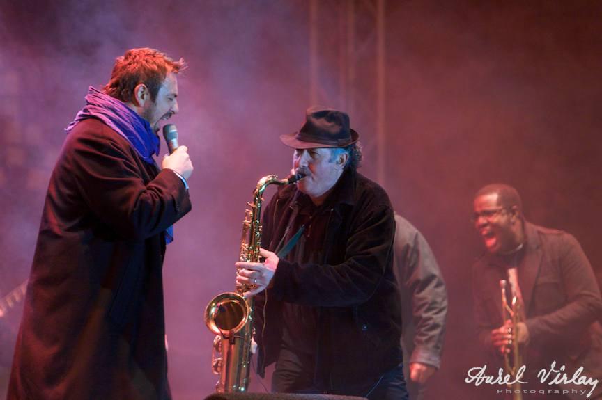 Horia Brenciu, fotografii din concert Live