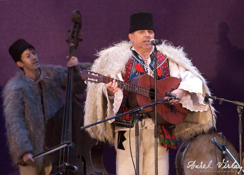 Cantecul maramuresean in Parcul Herastrau - fotografie concert