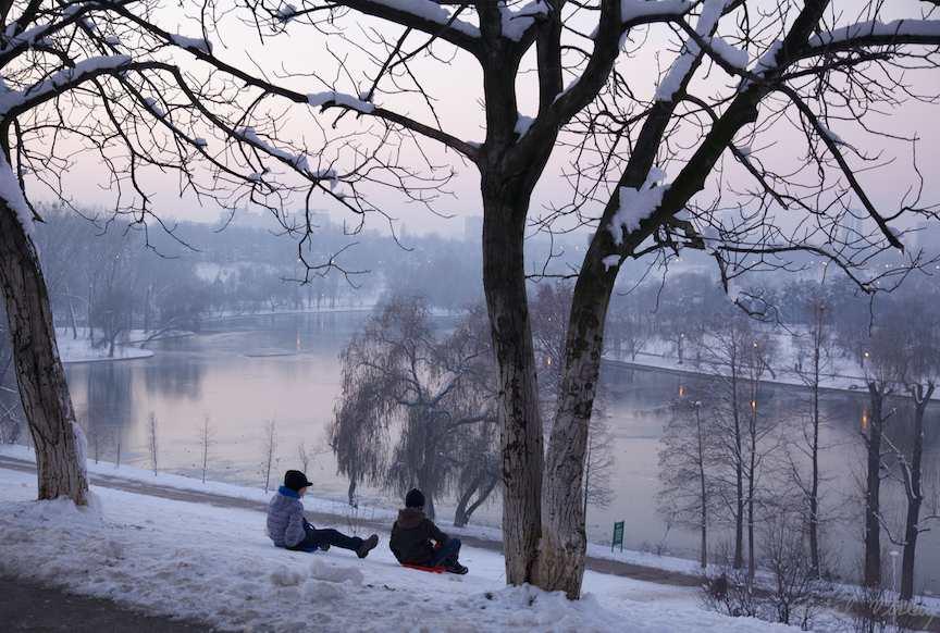 copii-Parcul-Tineretului-fotografii-iarna