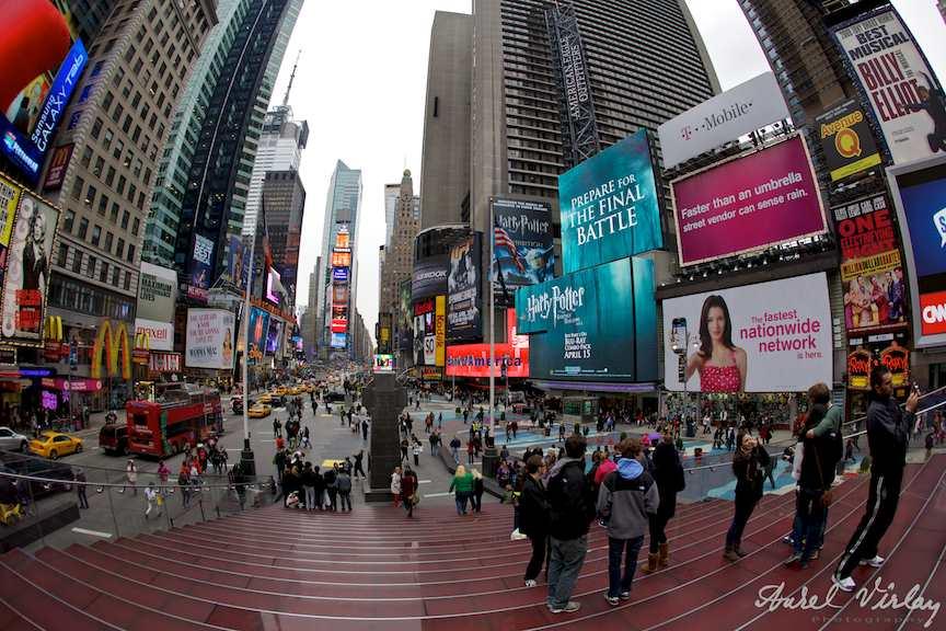 Foto-NewYork-time-square-trepte