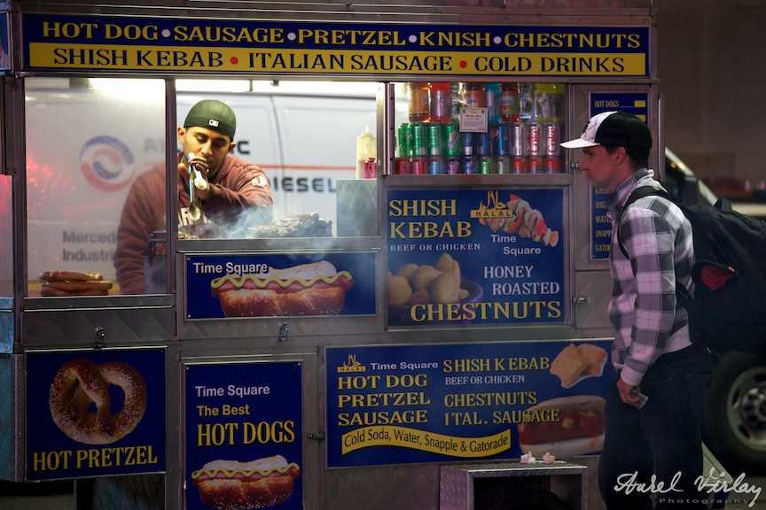 Fotografii-USA-newyork-hotdog-