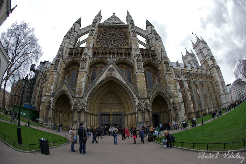 Catedrala-Westminster-Abbey-Londra
