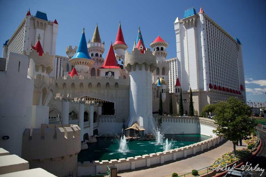 Las Vegas U.S.A. - Hoteluri de lux si cazinouri.