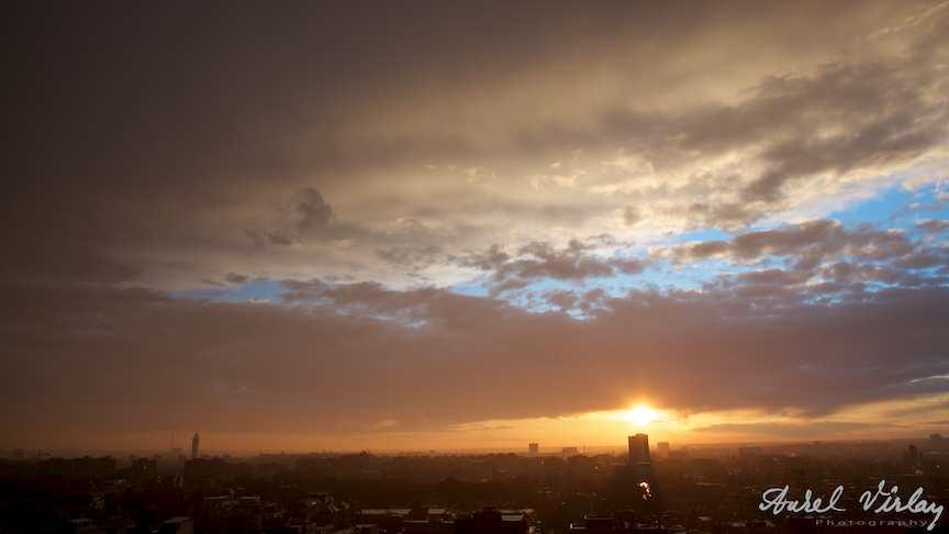Bucuresti-fotografii-aeriene-tvr-sunset-sky