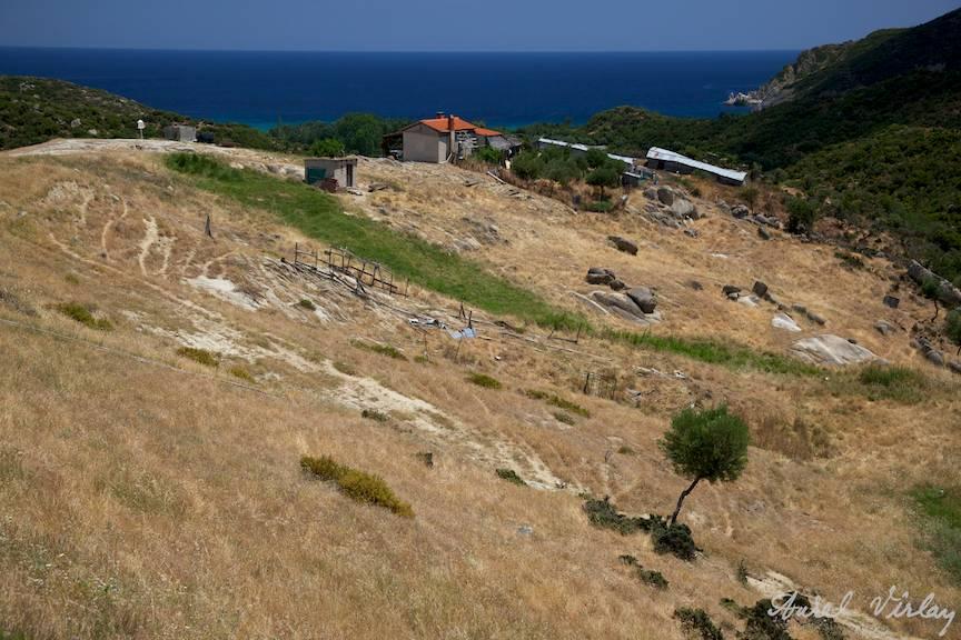 Fotografii-vacanta-Grecia-stana-capre-Sithonia-Halkidiki