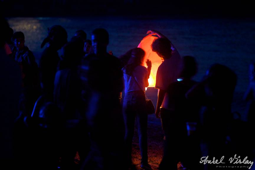 Noaptea-plaja-baloane-iluminate-George-de-la-Tour-Vama-Veche-2