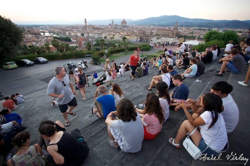 Italy-Firenze-panoramic-view-Street-Photojournalism-piata-Saint-Michelangelo