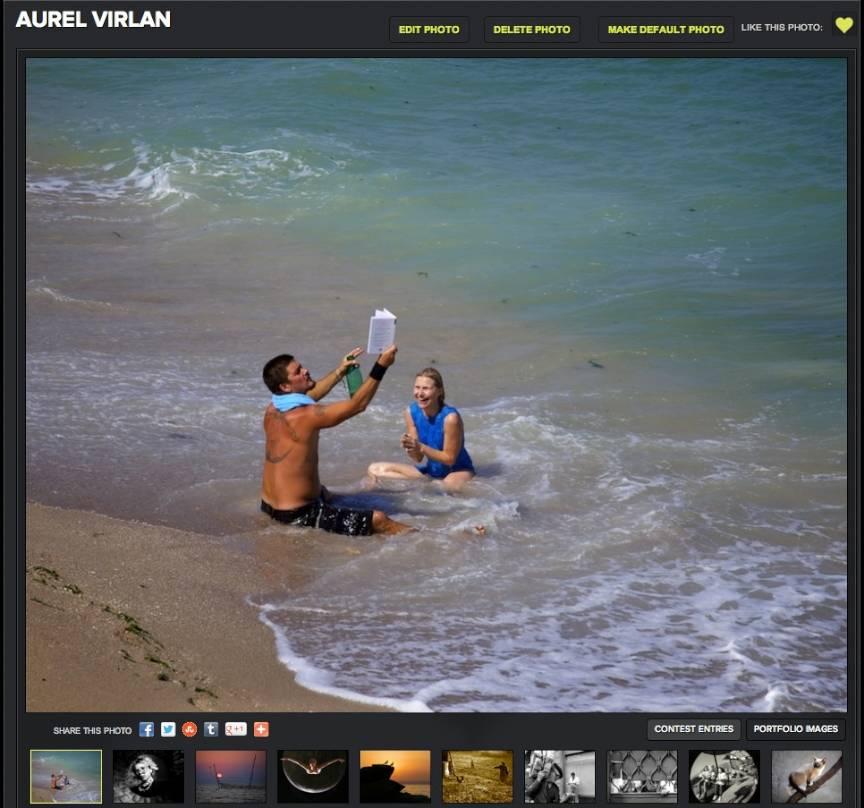 *Moment poetic* Fotojurnalism intr-o frumoasa dupa-amiaza in valurile marii la Vama Veche.