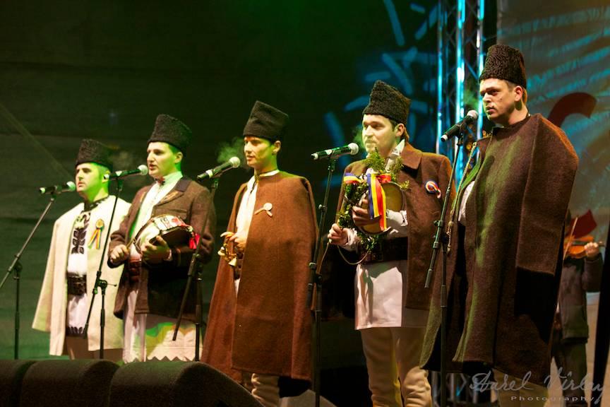 Grupul Colindatori Germisana Hunedoara concert