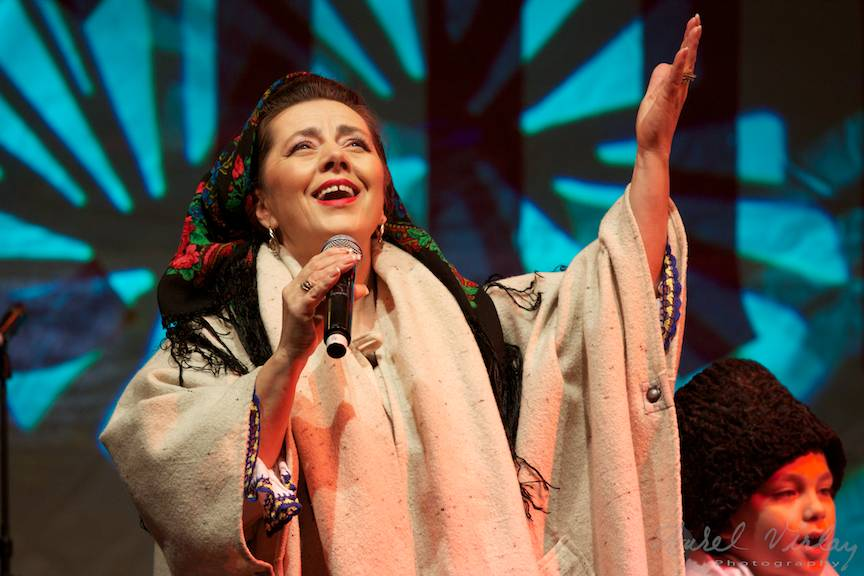 Marioara Man Gheorghe concert Mladite Ilfovene Bucuresti