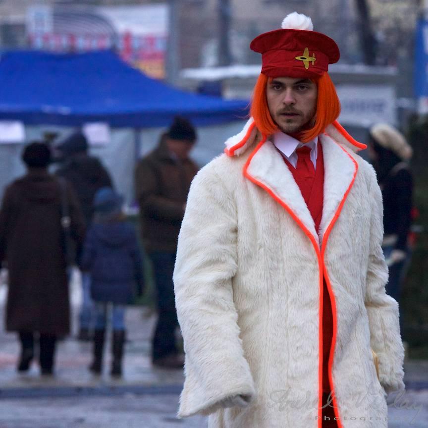 Barbat parul Rosu _Bucharest-Christmas-Market Iarna