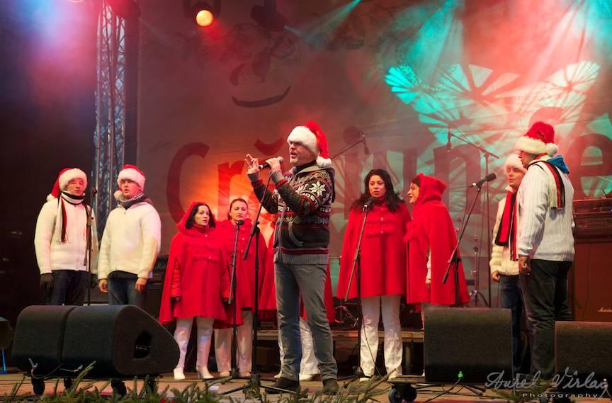 Fotografii-concerte Grupul Vocal Acapella Bucuresti