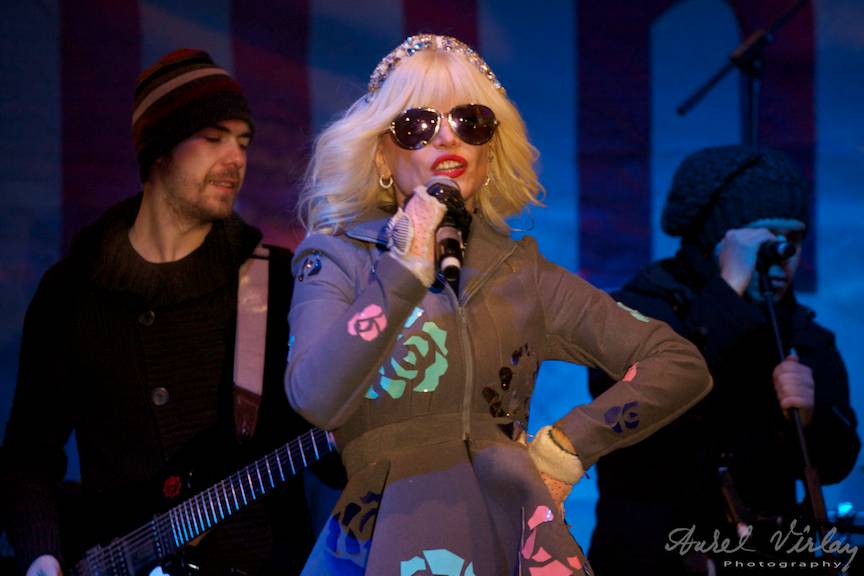 Fotografii-concerte Loredana-Groza Agurida