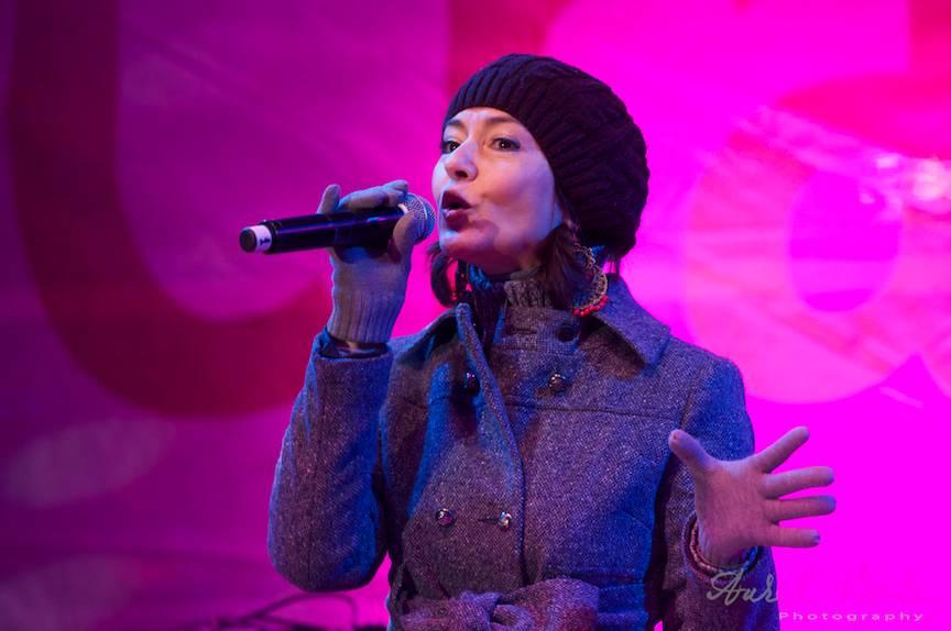_Fotografii-concerte Craciun Bucharest Christmas Market  Oana Sarbu live