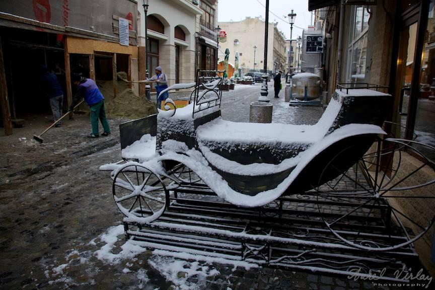 ziua fotografiei de strada in centrul vechi al Bucurestiului