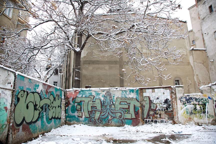 Bucharest Urban Graffiti.