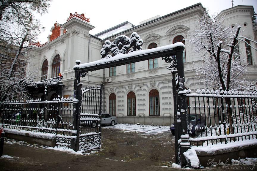 Palatul Sutu - Muzeul Municipiului Bucuresti.