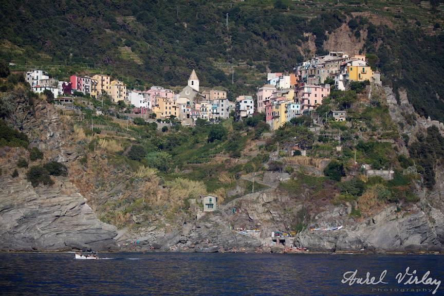Peisaj Oras coasta salbatica Italy-Cinque-Terre Photographer AurelVirlan