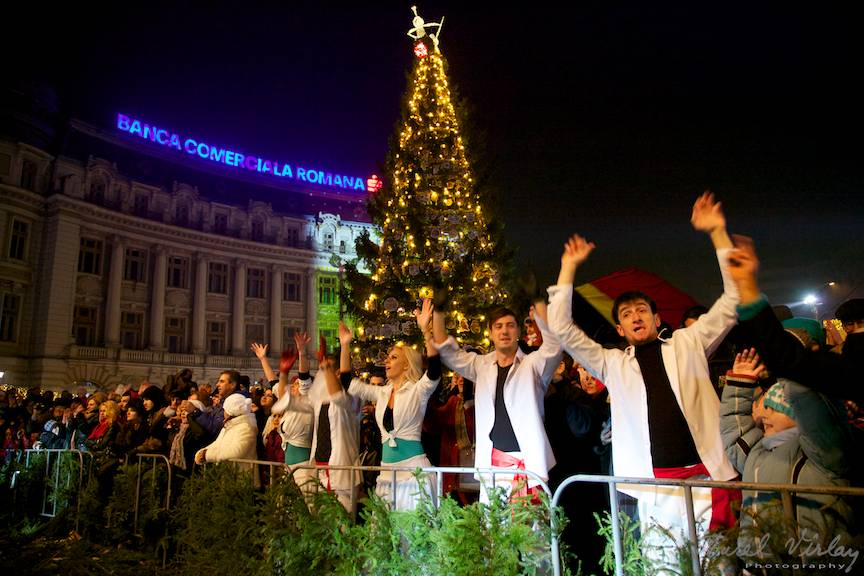Fotografii Edi Stancu Piata Universitatii Craciun Bucharest Christmas Market 26- 38