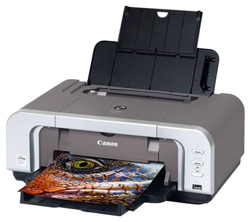 Vand-imprimanta-Canon-Pixma iP4200 calitate foto A4 DVD CD