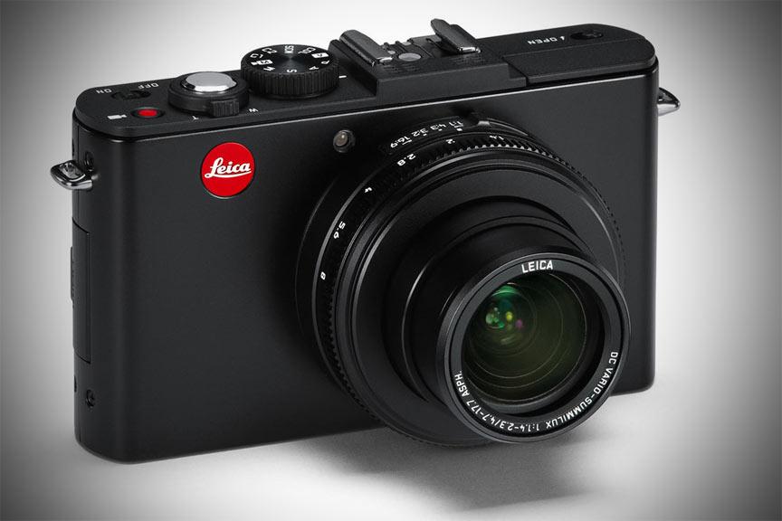 Aparat foto digital Leica D-Lux 6 cu Look Vintage.