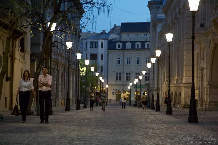 Fotoreportaj Strada seara Bucuresti centrul vechi Canon-5D-MarkIII-2