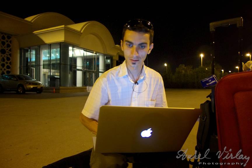 Fotografii-Deplasare-Avion-noapte-Baku+div-7