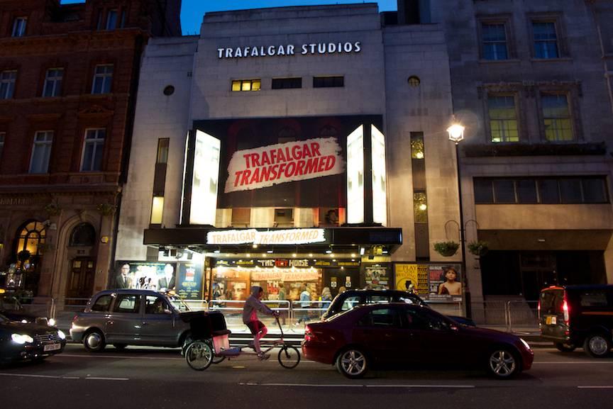 Londra UK fotografii seara strada -6