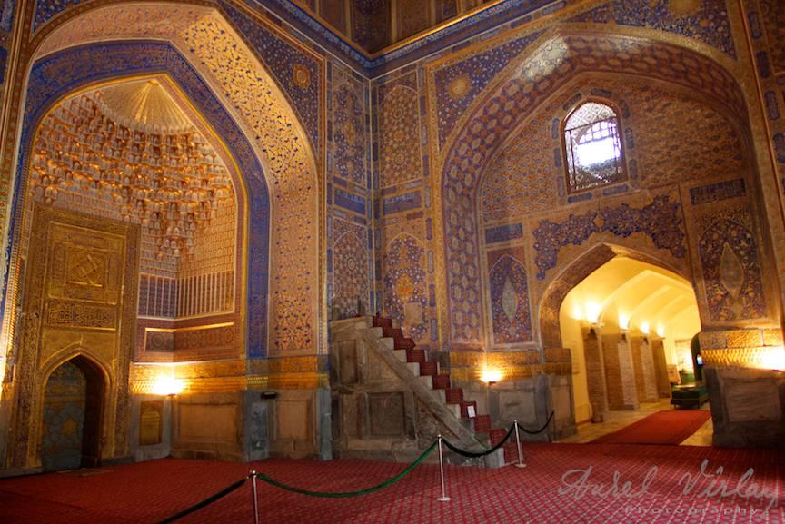 Fotografe interior templu Samarkand-Uzbekistan-AV-14