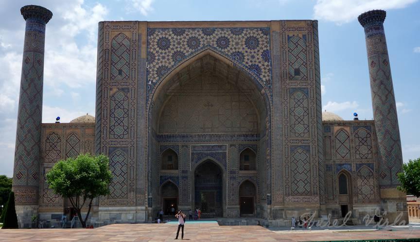 Fotografi Samarkand Uzbekistan- FotoAV-4