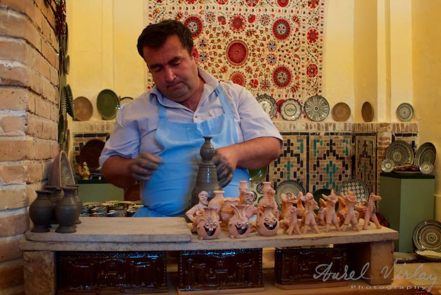 Portret foto mester lut-Samarkand-Uzbekistan-AV-8