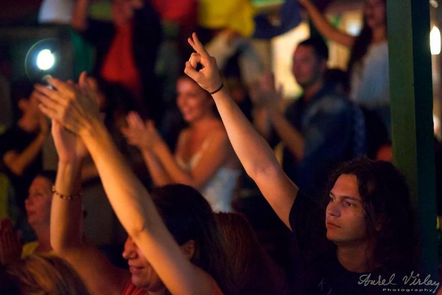 Detalii foto public Concert Baniciu.