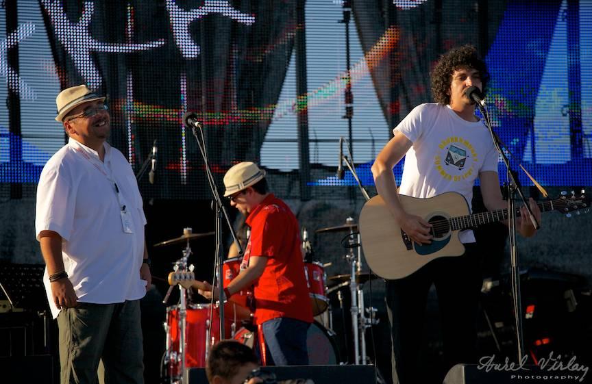 Folk Frate Band.