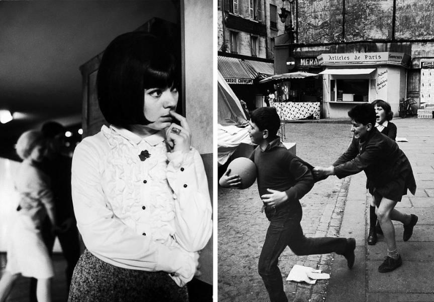 Fotoreportaj de strada marca Alfred Eisenstaedt inainte de Henri Cartier Bresson.