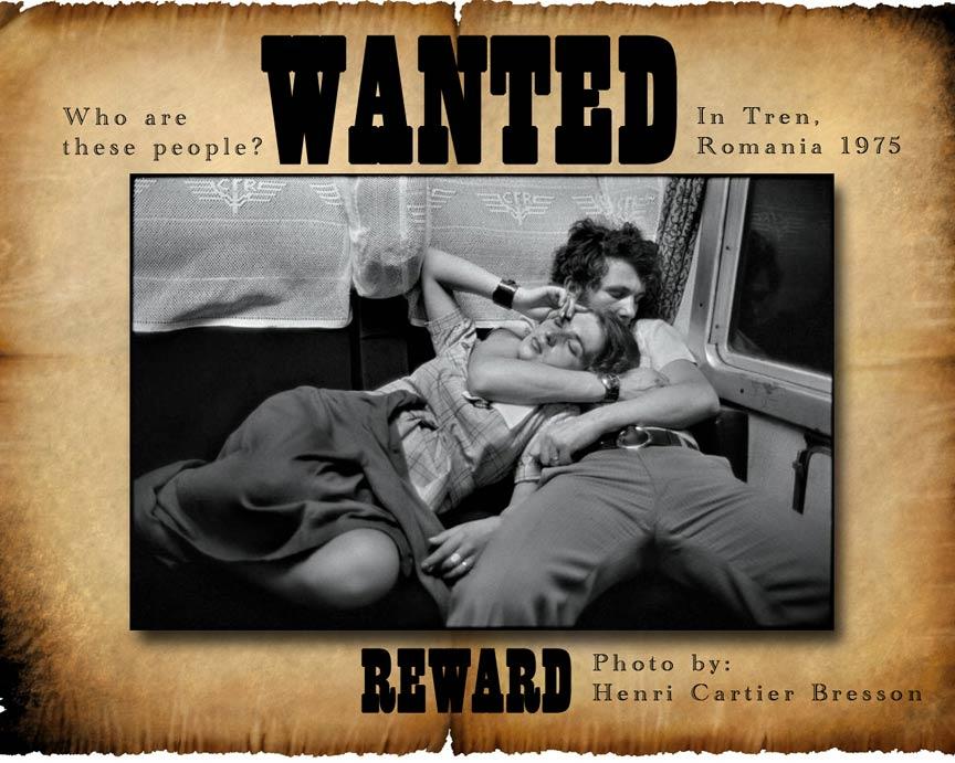 Wanted: Cine erau cei doi tineri din Fotografia lui Bresson?