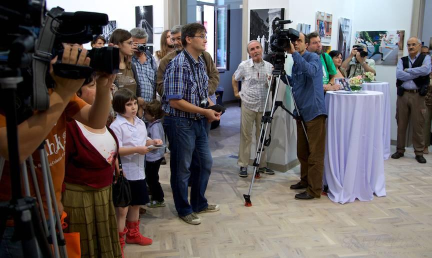 Vernisaj Expozitie Fotografie Inspired by Bucharest FotoAV -6