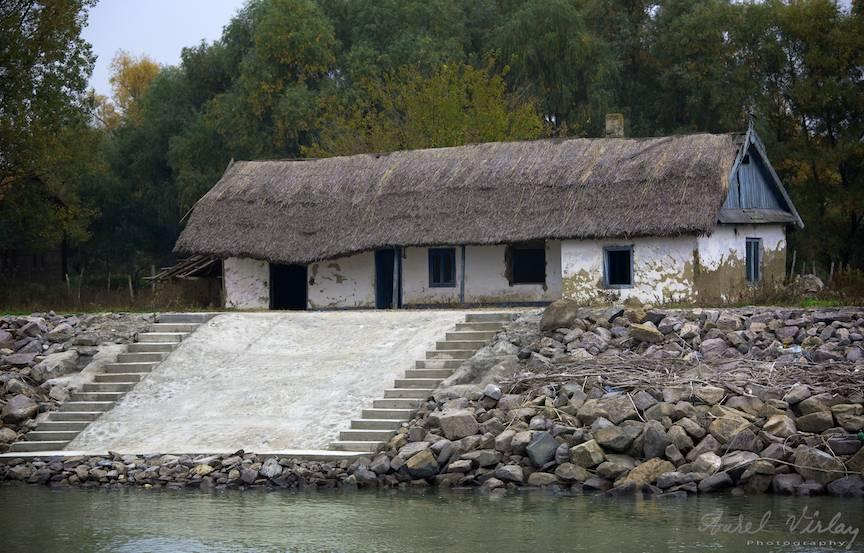 Delta Dunarii in uitare.