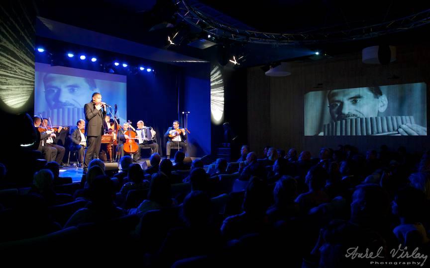 Primul concert in Sala Teatrelli CreArT.