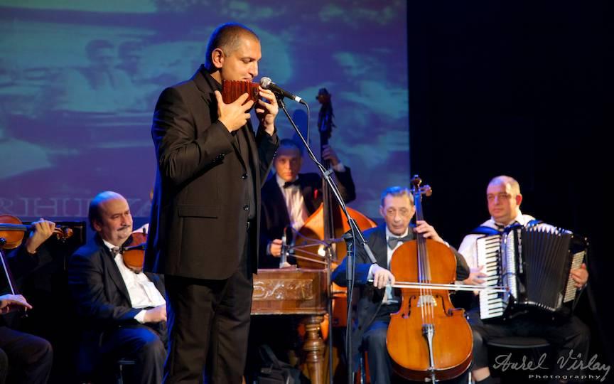 Primul concert in sala Teatrelli.