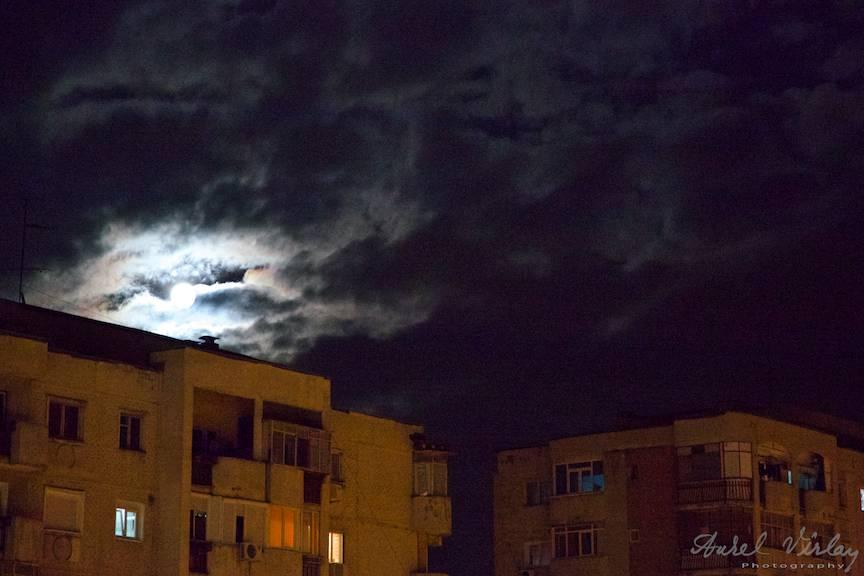 Luna Plina - Fotografia de noapte in Bucuresti