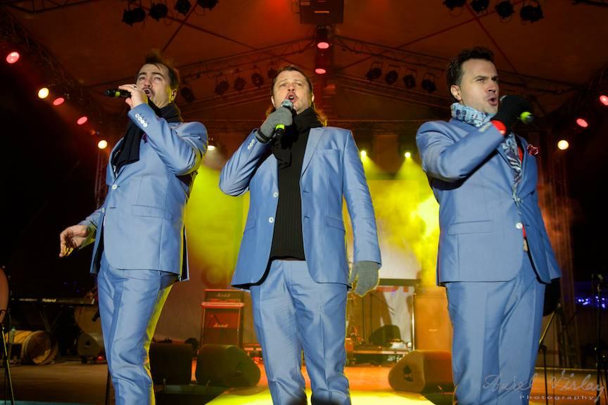 Fotografie din concertul Distinto.
