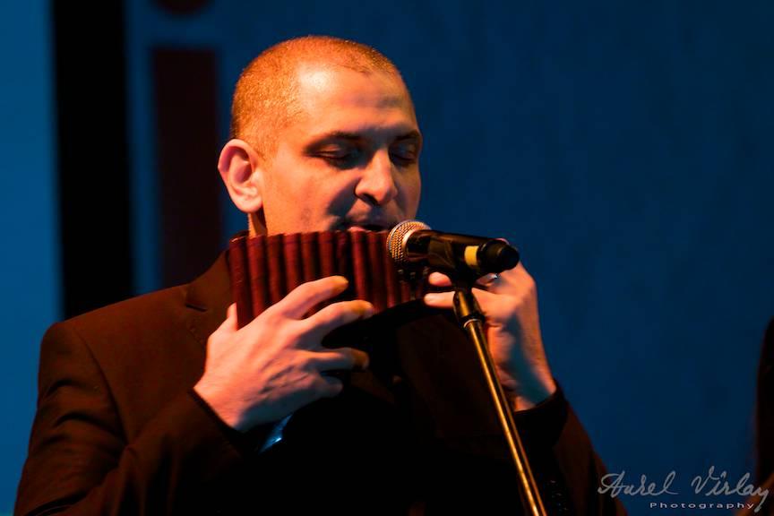 Portretul unui mare muzician: Damian Draghici.